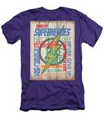 Virtues Of A Superhero Men's T-Shirt (Athletic Fit)