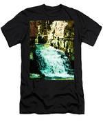 Stairway Men's T-Shirt (Athletic Fit)