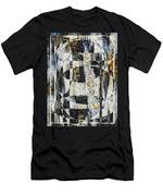 Waterfalling Men's T-Shirt (Athletic Fit)