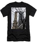 Watertower Chicago Men's T-Shirt (Athletic Fit)
