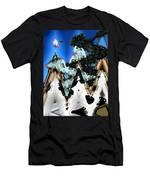 We Three Kings Men's T-Shirt (Athletic Fit)