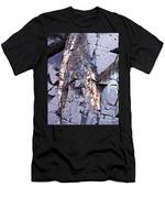 Weathered Rock Men's T-Shirt (Athletic Fit)