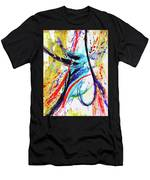 What Do You Do When Your Reality Check Bounces Men's T-Shirt (Athletic Fit)