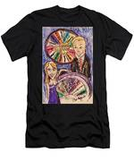Wheel Of Fortune Pat Sajak And Vanna White Men's T-Shirt (Athletic Fit)