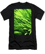 Whistle The Grass Men's T-Shirt (Athletic Fit)