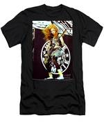 White Zombie 93-sean-0337 Men's T-Shirt (Athletic Fit)