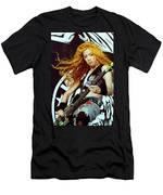 White Zombie 93-sean-0338 Men's T-Shirt (Athletic Fit)
