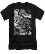 Wild Branches Men's T-Shirt (Athletic Fit)