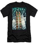 Window In The Lisbon Cathedral Men's T-Shirt (Athletic Fit)