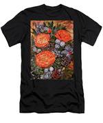 Winter Bouquet    Men's T-Shirt (Athletic Fit)
