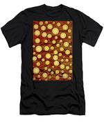 Wood And Gold Men's T-Shirt (Athletic Fit)