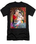 Yashoda  Krishna  Men's T-Shirt (Athletic Fit)