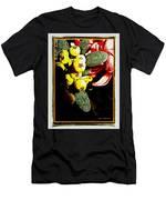 Yellow Berries Men's T-Shirt (Athletic Fit)