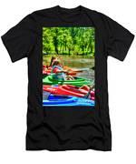 Your Journey Men's T-Shirt (Athletic Fit)