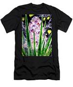 Yucca Flower Plant Southwestern Art Men's T-Shirt (Athletic Fit)