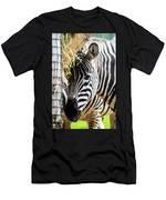 Zebra Zee Men's T-Shirt (Athletic Fit)