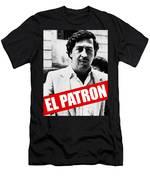 Pablo Escobar Men's T-Shirt (Athletic Fit)
