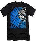 Cancer Survivors' Garden Chicago 2 Men's T-Shirt (Athletic Fit) by Robert Knight
