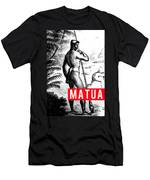 Matua Men's T-Shirt (Athletic Fit) by MB Dallocchio