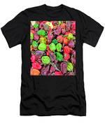 Multi Mini Hot Pepper Variety Men's T-Shirt (Athletic Fit)
