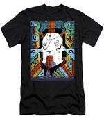 Petroleum Men's T-Shirt (Athletic Fit)