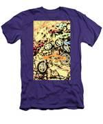Rocky Racers Men's T-Shirt (Athletic Fit)