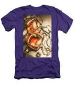 Shaken Not Stirred Men's T-Shirt (Athletic Fit)