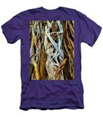 Twisted Tree Limbs Men's T-Shirt (Athletic Fit)
