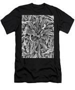 Waikiki Floral Study 5 Men's T-Shirt (Athletic Fit)