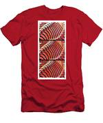 Abstract Fusion 204 Men's T-Shirt (Athletic Fit)