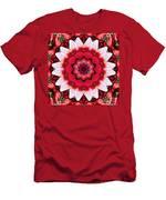 Floral Abundance  Men's T-Shirt (Athletic Fit)