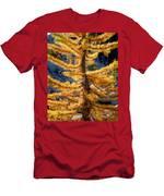 Larch Tree Closeup Men's T-Shirt (Athletic Fit)