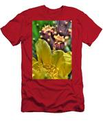 001 For The Cactus Lover In You Buffalo Botanical Gardens Series Men's T-Shirt (Athletic Fit)