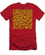 0167 Abstract Thought Men's T-Shirt (Athletic Fit)