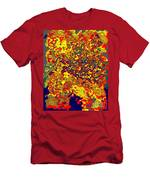 0621 Abstract Thought Men's T-Shirt (Athletic Fit)