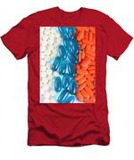 Pain Medication Men's T-Shirt (Athletic Fit)