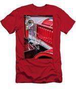 1912 Rolls-royce Silver Ghost Rothchild Et Fils Style Limousine Snake Horn -0711c Men's T-Shirt (Athletic Fit)