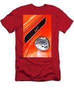 1948 Anglia 2-door Sedan Grille Emblem Men's T-Shirt (Athletic Fit)