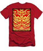 Abstract 48 Men's T-Shirt (Athletic Fit)