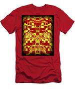 Abstract Series 1 Men's T-Shirt (Athletic Fit)