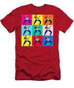 Paul Weller Wham Men's T-Shirt (Athletic Fit)