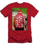 The Baseball Fan Men's T-Shirt (Athletic Fit)
