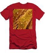 Human Skin Cell Sem Men's T-Shirt (Athletic Fit)