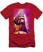 Lloyd's Building London Art Men's T-Shirt (Athletic Fit)