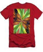 Abstract 159 Men's T-Shirt (Athletic Fit)