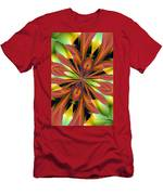 Abstract 162 Men's T-Shirt (Athletic Fit)