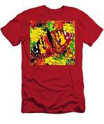 Abstract Butterfly #3 Autumn Men's T-Shirt (Athletic Fit)