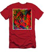 Abstract - Emotion - Rage Men's T-Shirt (Athletic Fit)