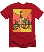 Abstract Still Life 2 Men's T-Shirt (Athletic Fit)