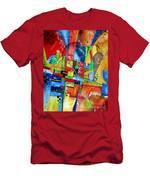 Abstraction 599-14 - Marucii Men's T-Shirt (Athletic Fit)